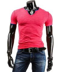 streetIN Pánské triko - červená Velikost: L