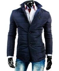 streetIN Pánská bunda - tmavě modrá Velikost: XL