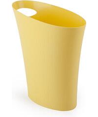 Odpadkový koš SKINNY Umbra Barva: Žlutá