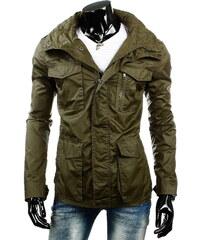 streetIN Pánská bunda - khaki Velikost: L