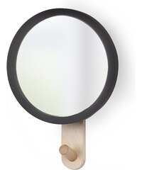 Zrcadlo s háčkem HUB Umbra