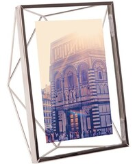 Fotorámeček PRISMA 13x18 cm Umbra Barva: Stříbrná
