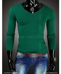 streetIN Pánské tričko - zelená Velikost: M