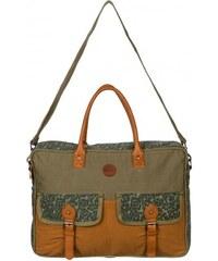 Velká dámská látková taška přes rameno Roxy Occupy