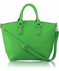 LS fashion LS dámská kabelka 085A zelená