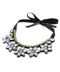 Dámský náhrdelník 29361 stříbrný