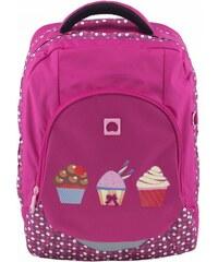 Školní dvoukomorový batoh Delsey School