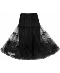 Lindy Bop spodnička černá velikost spodničky: 36 (UK8) - 42 (UK14)