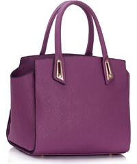 LS fashion dámská kabelka 238 fialová