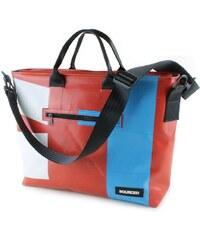 Sourced Festival Bag Barva: červená