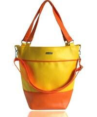Dara bags Basic Basket Barva: žlutá