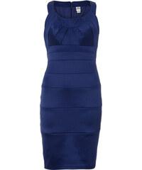 Královsky modré šaty Simona LA FEMME