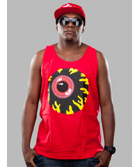 Mishka Keep Watch Tank Top Red