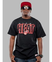 Mitchell & Ness Miami Heat Retro Blur Traditional Black