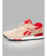 Reebok GL 6000 Canvas Exred White Black