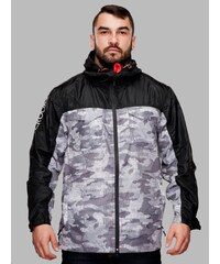 Crooks&Castles Trenches Grey Map Camo