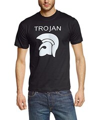 Shirtzshop T-Shirt Trojan Ska Mod Helm