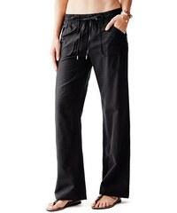 Guess Kalhoty Cargo Linen Pants