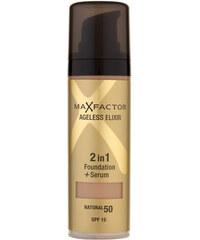 Max Factor Ageless Elixir 2v1 Foundation + Serum SPF15 30ml Make-up W - Odstín 75 Golden