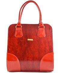 Sytě červená kabelka Moline Coradi Merto 3046