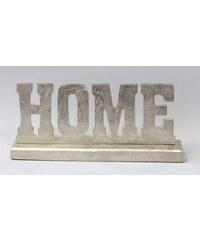 Železný nápis - home JOWHOD