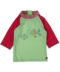 Kanz Baby - Mädchen Einteiler Beach Shirt 1517511, Animalprint