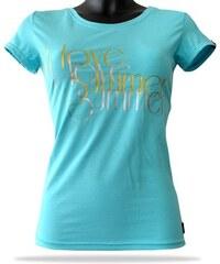Dámské tričko Barrsa Love Summer Tee Blue