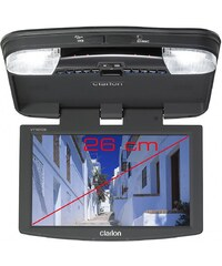 Clarion TFT Overhead Monitor »VT1010E«