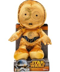 JOY TOY Plüschfigur, »Star Wars - C3-PO«