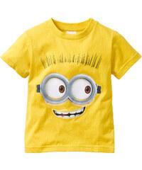 Despicable Me 2 T-shirt Minions jaune manches courtes enfant - bonprix