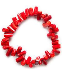 Červený korál Náramek z korálu KESO