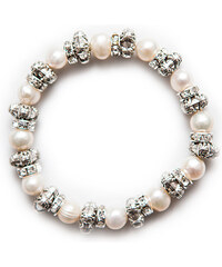 Sladkovodní perla Perlový náramek MESIR