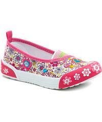 Dětská obuv Peddy PU-601-25-20 růžové dívčí tenisky