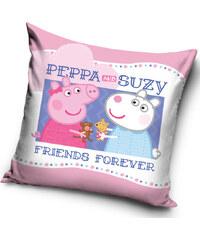 Peppa Pig Povlak na polštářek Prasátko Pepina Friends