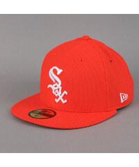 New Era De League Basic Sox červená