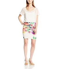 VILA CLOTHES Damen Kleid Vibotanica Short Dress, Knielang, Geblümt