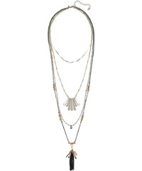 Marks and Spencer Multi-Layered Tassel Necklace