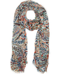 Marks and Spencer Abstract Print Scarf