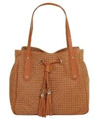 Samantha Look Leder Damen Handtasche »Alysa«