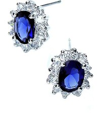 Buckley London Paar Ohrstecker, »Royal Blue Collection«