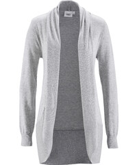 bpc bonprix collection Strickjacke, Langarm in grau für Damen von bonprix
