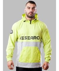 LRG Illuminated Pullover Hoody Acid Yellow