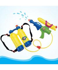 Lesara Wasserpistole mit Rucksacktank