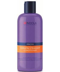 Indola Innova Keratin Straight Conditioner 250ml Kondicionér na nepoddajné, vlnité vlasy W Kondicioner pro uhlazené vlasy