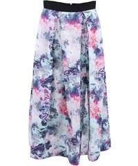 Květovaná midi sukně Closet