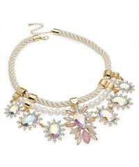 Krémový náhrdelník Beitris 29467