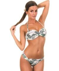 Larissa Minatto Bikini Bandeau Romantique Avec Bijoux - Cabocla
