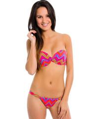 Hy Brasil Bikini Bandeau - Peruana Pink