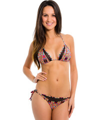 Hy Brasil Maillots de bain femme Bikini Bresilien - Geometric Eye