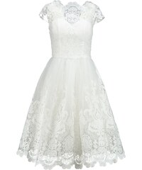 Chi Chi London Robe de soirée white